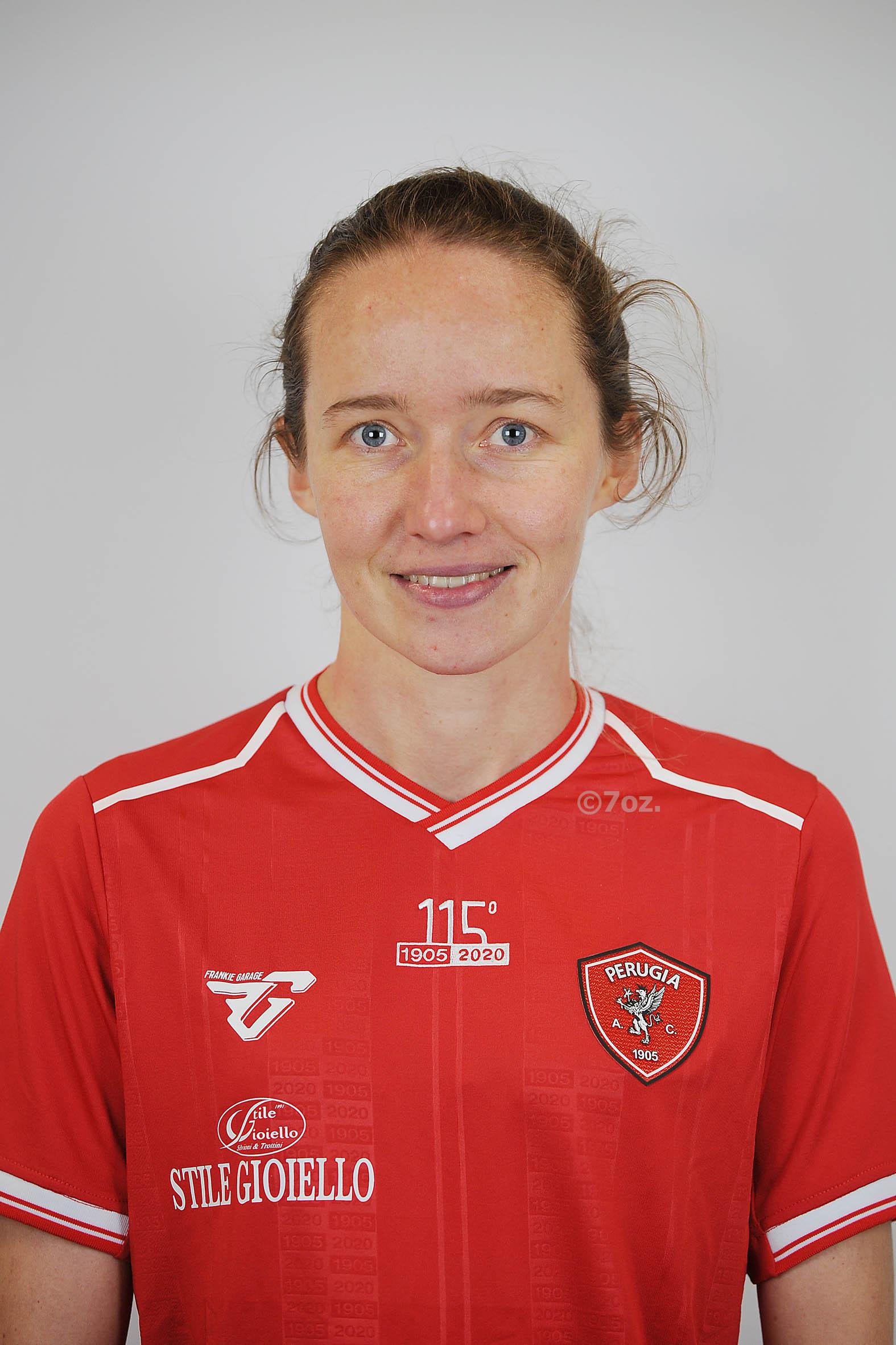 Marie Benoist LucyDifensore- A.C. Perugia Calcio