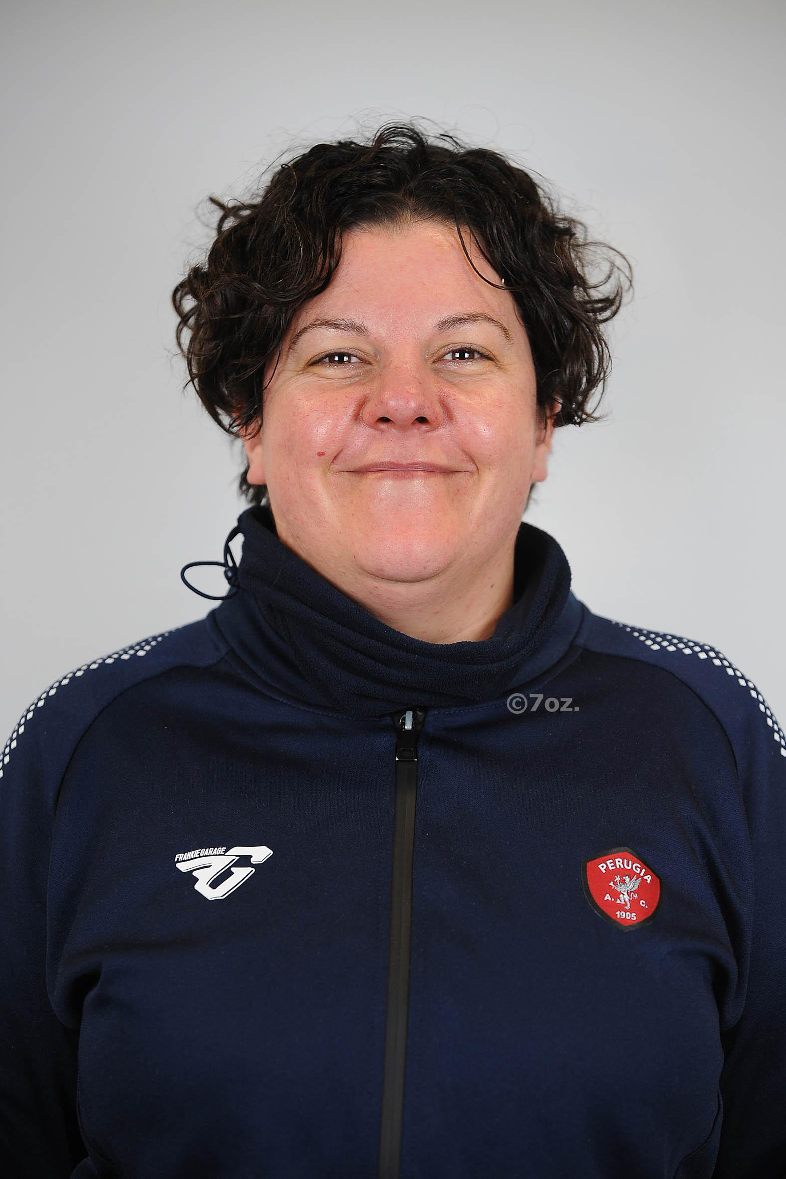 Vania PeveriniVice Allenatore- A.C. Perugia Calcio