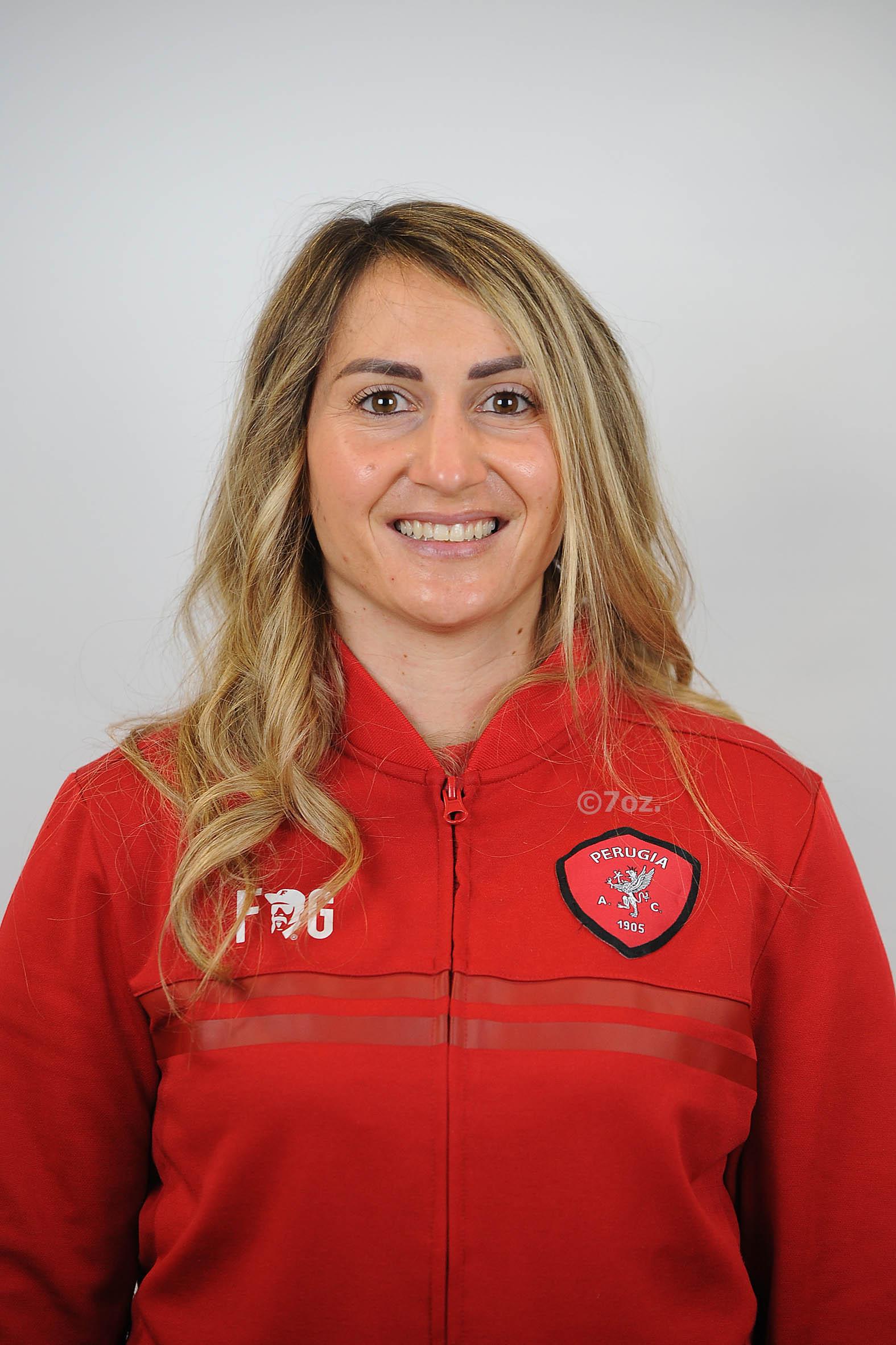 Arianna Marchesi- A.C. Perugia Calcio