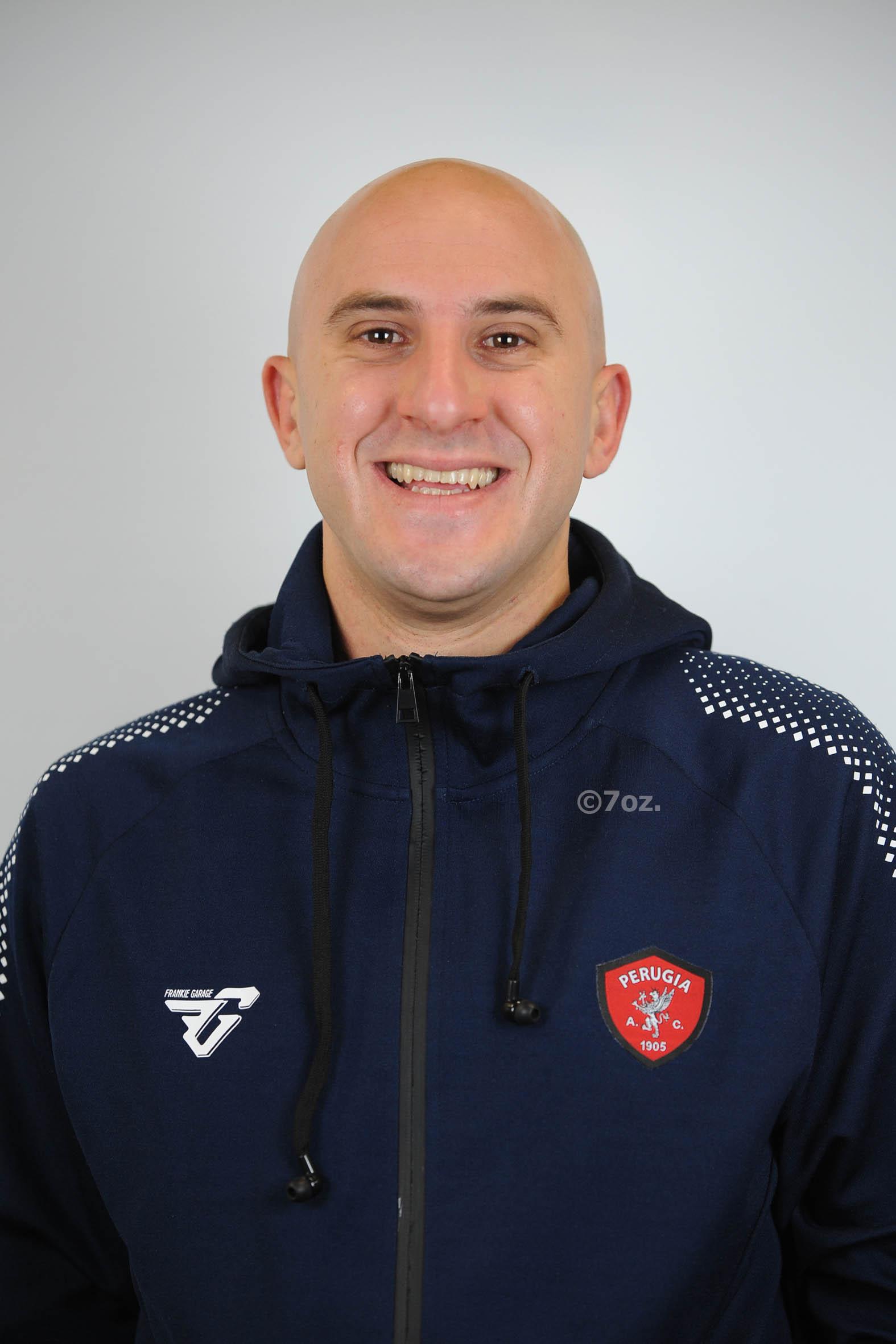 Angelo Giuffrida- A.C. Perugia Calcio