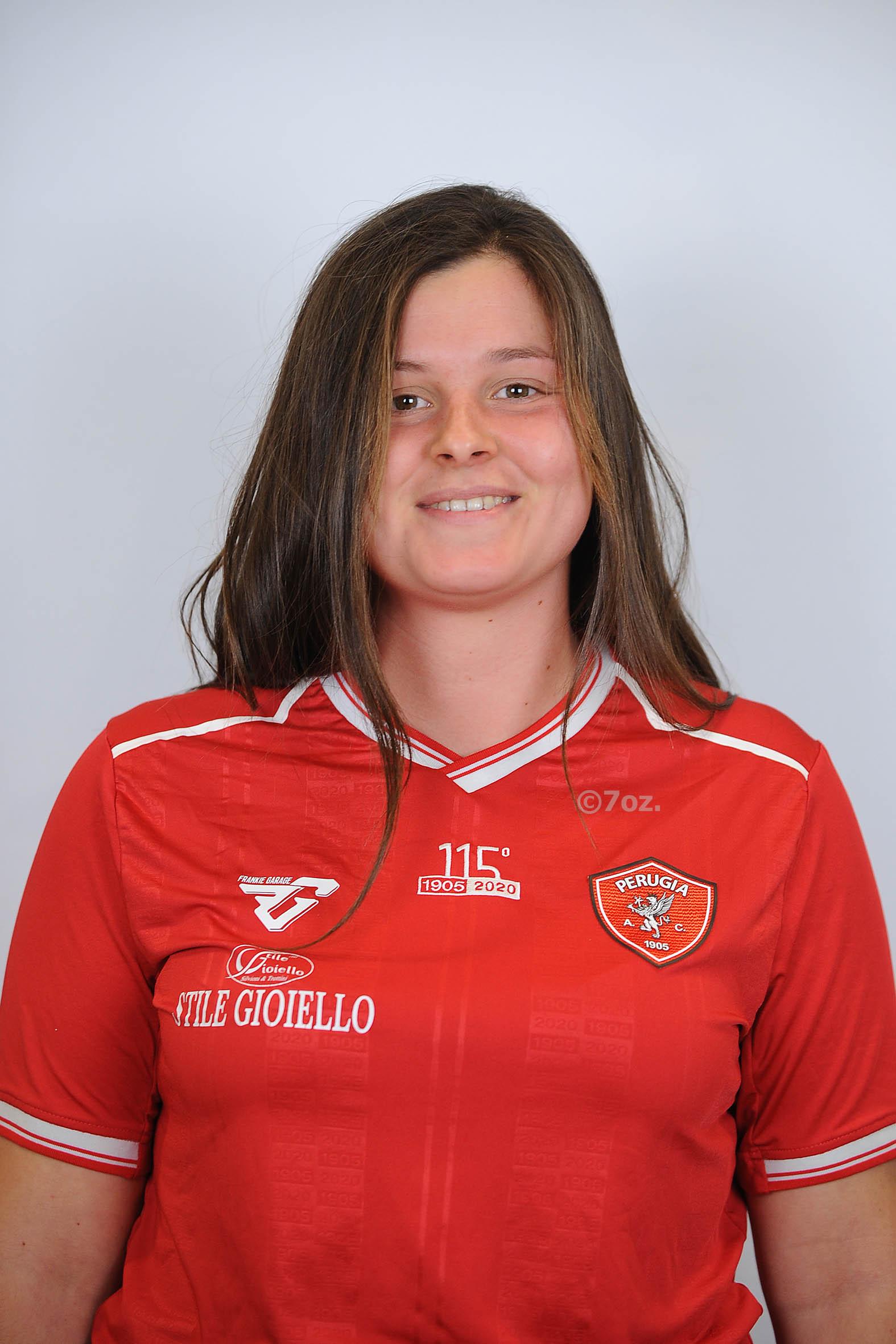 Arianna FranciosaAttaccante- A.C. Perugia Calcio