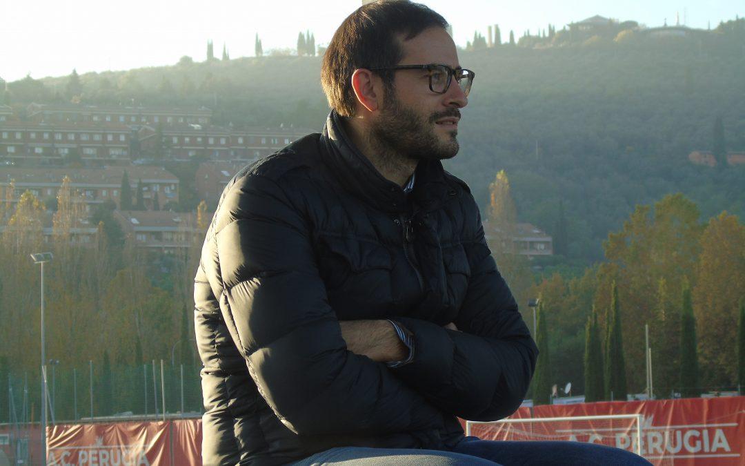 Jacopo Giugliarelli supera il corso di responsabile del settore giovanile