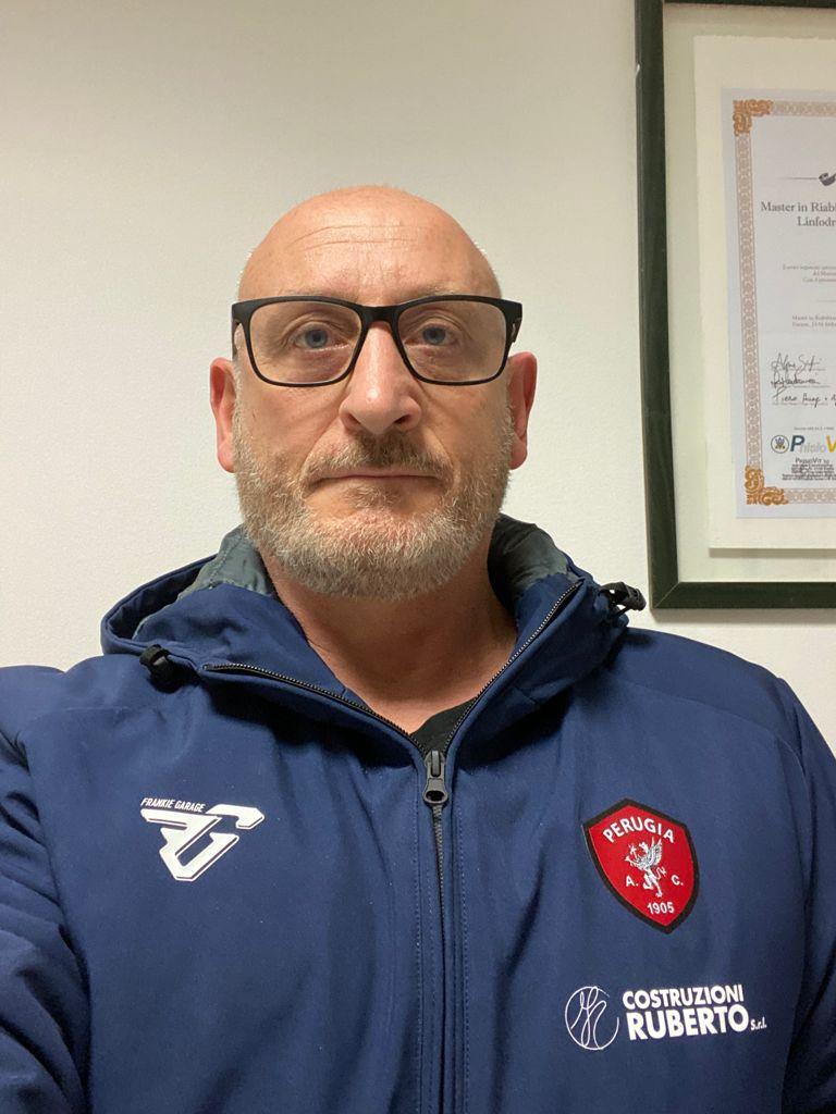 Moreno Gianni Franicevic- A.C. Perugia Calcio