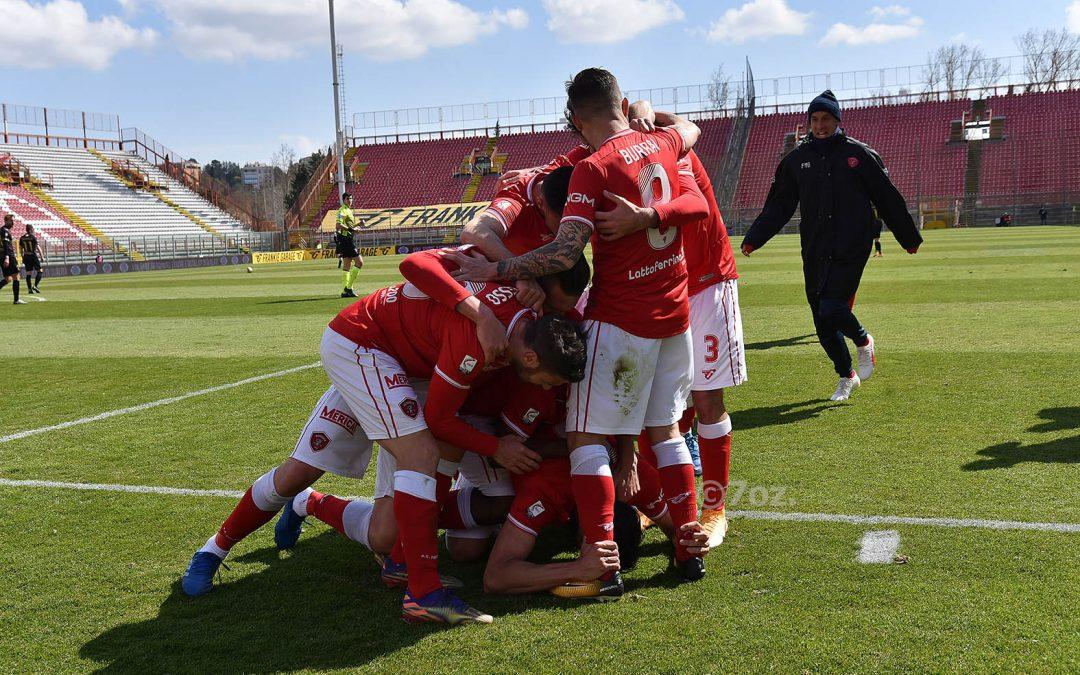 PERUGIA-SUDTIROL 1-0 | HIGHLIGHTS