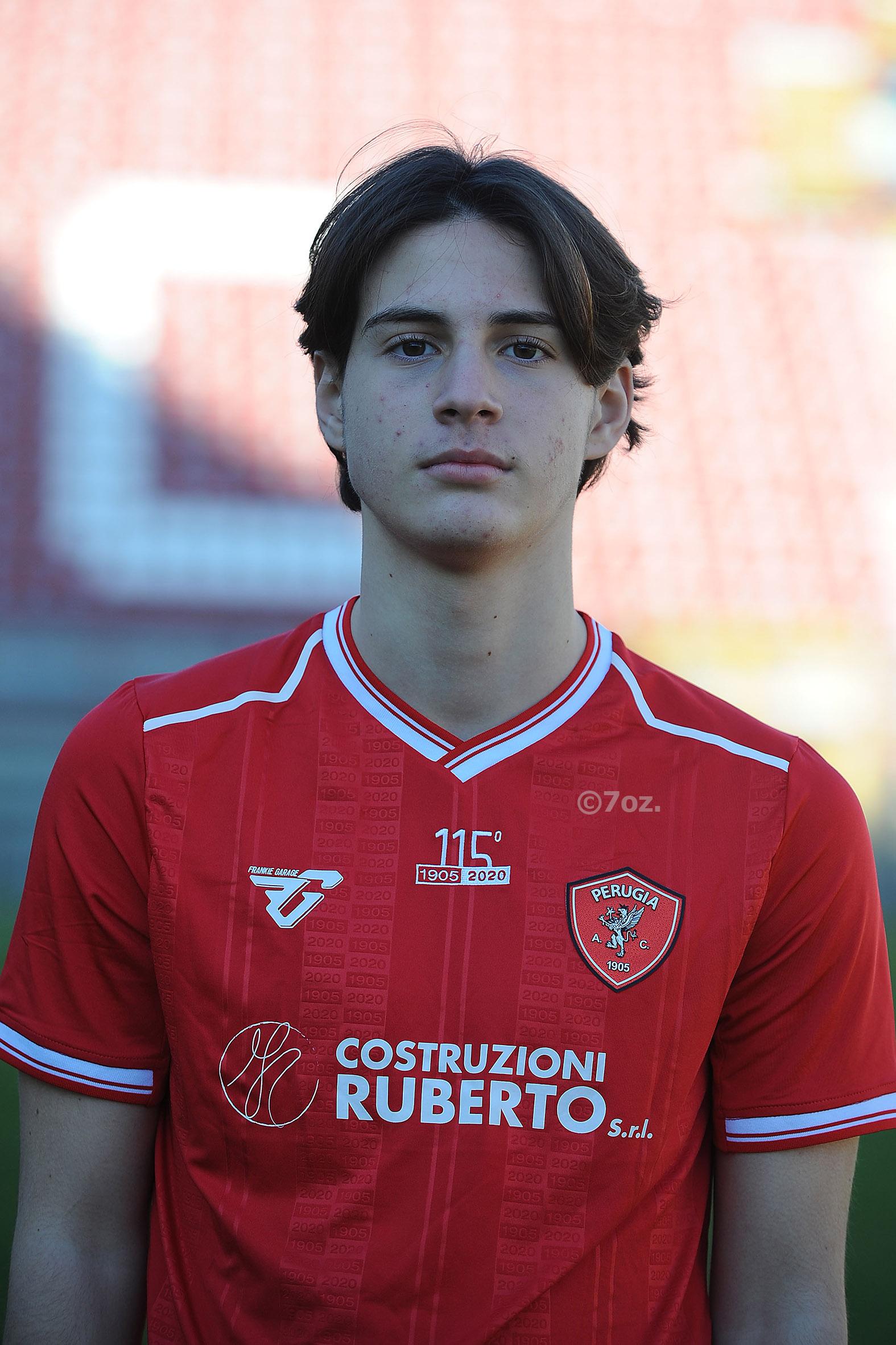 Francesco MaistoAttaccante- A.C. Perugia Calcio