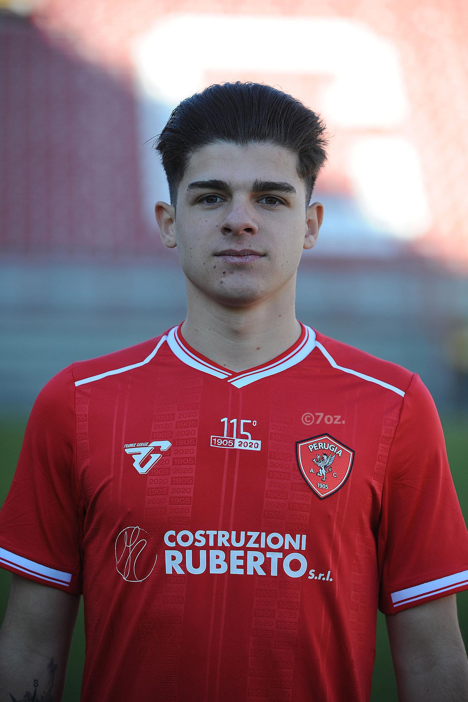 Mattia RussoAttaccante- A.C. Perugia Calcio