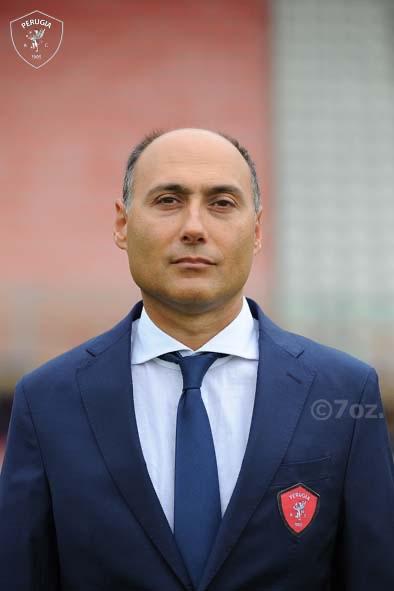 Stefano Ricci- A.C. Perugia Calcio