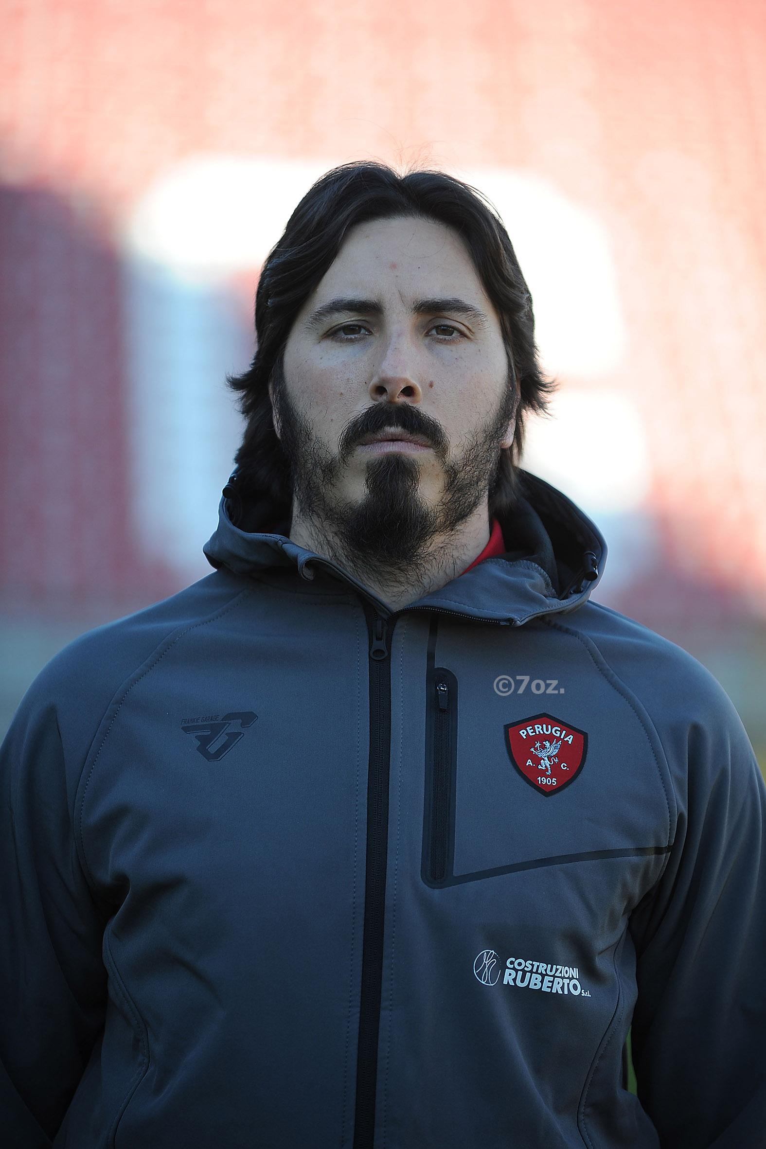 Alessandro FormisanoAllenatore- A.C. Perugia Calcio