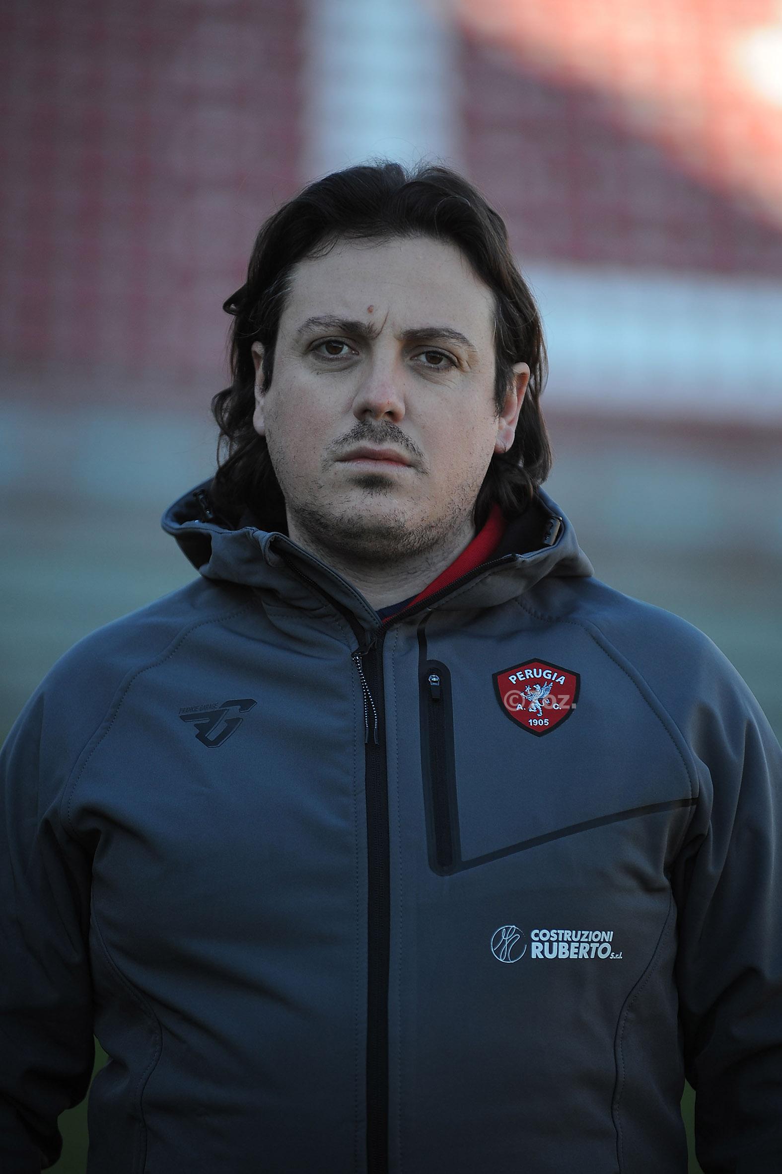 Valerio PignataroVice Allenatore- A.C. Perugia Calcio