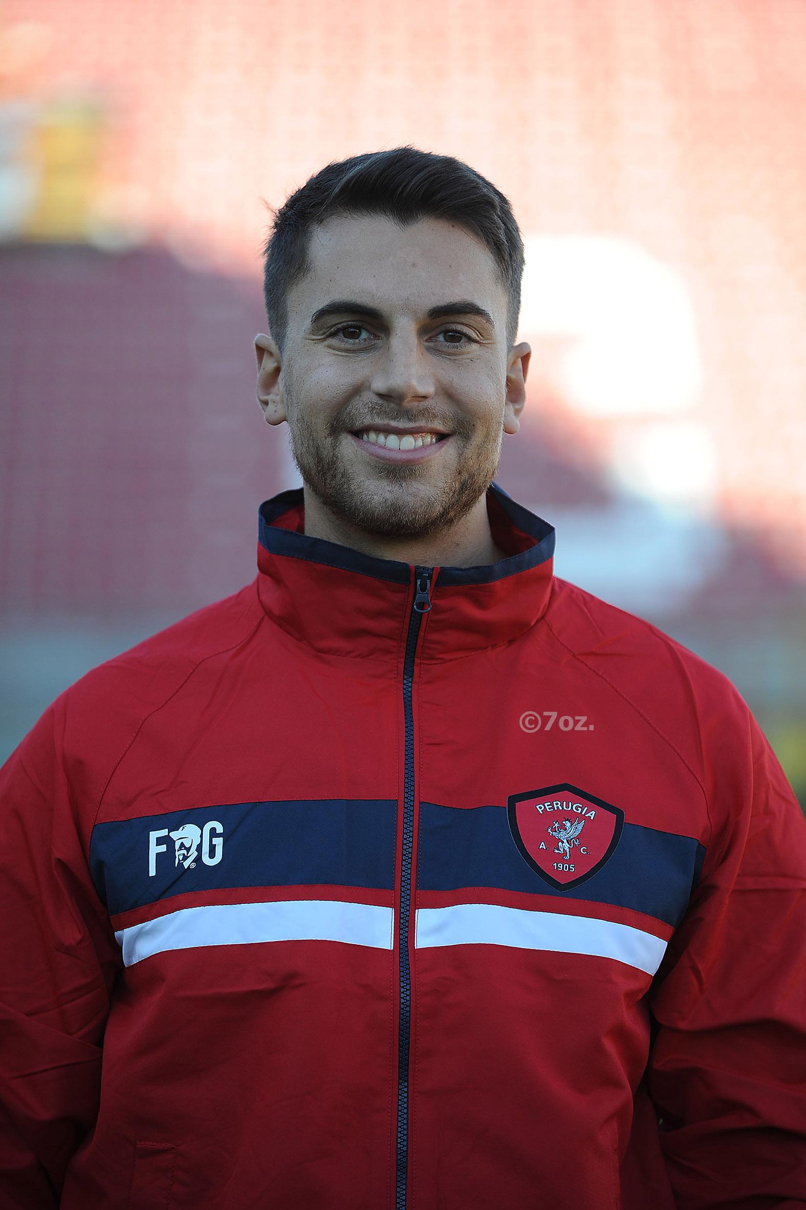 Diego Bonifazi- A.C. Perugia Calcio