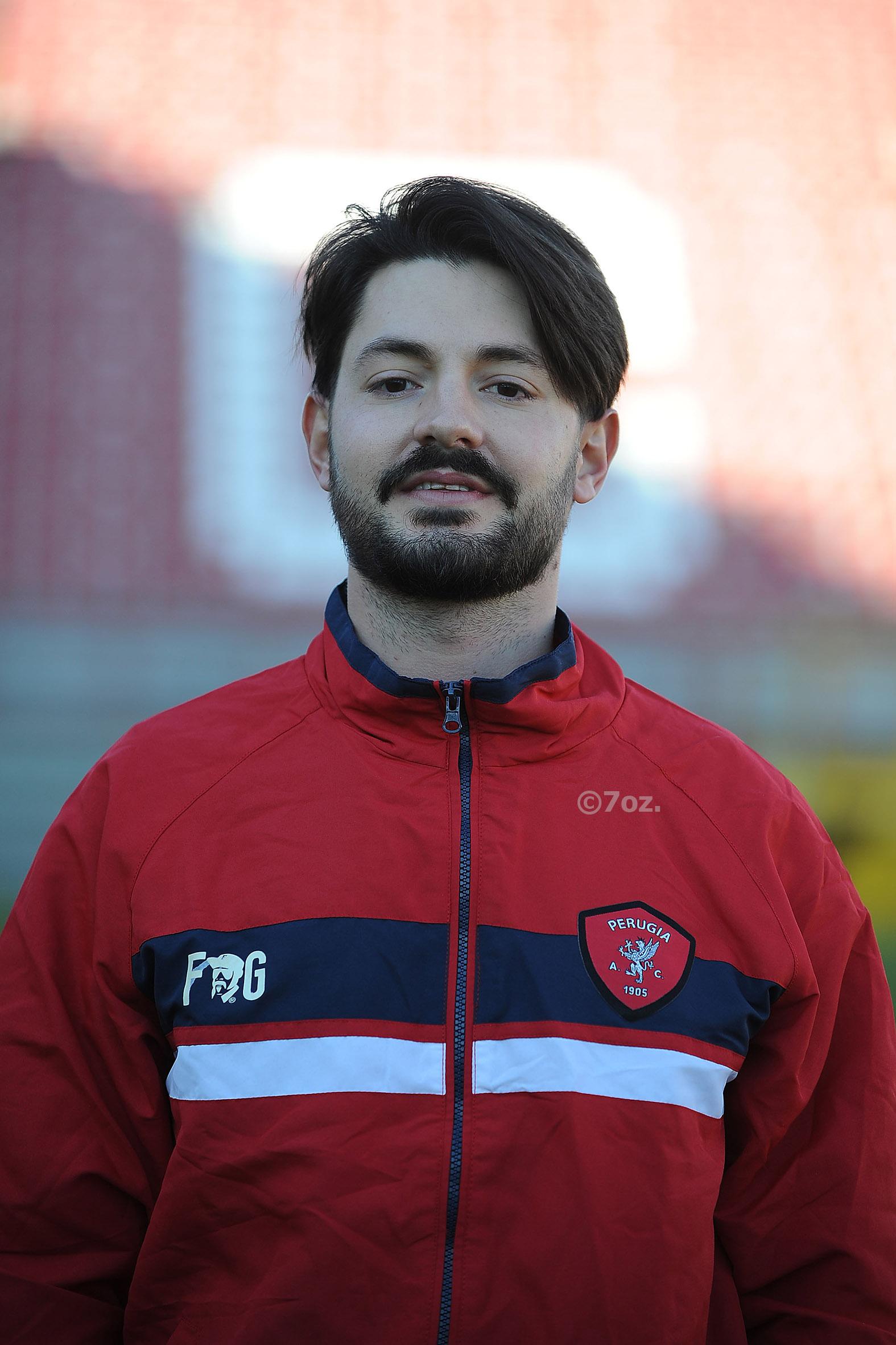 Alessandro Cirimbilli- A.C. Perugia Calcio