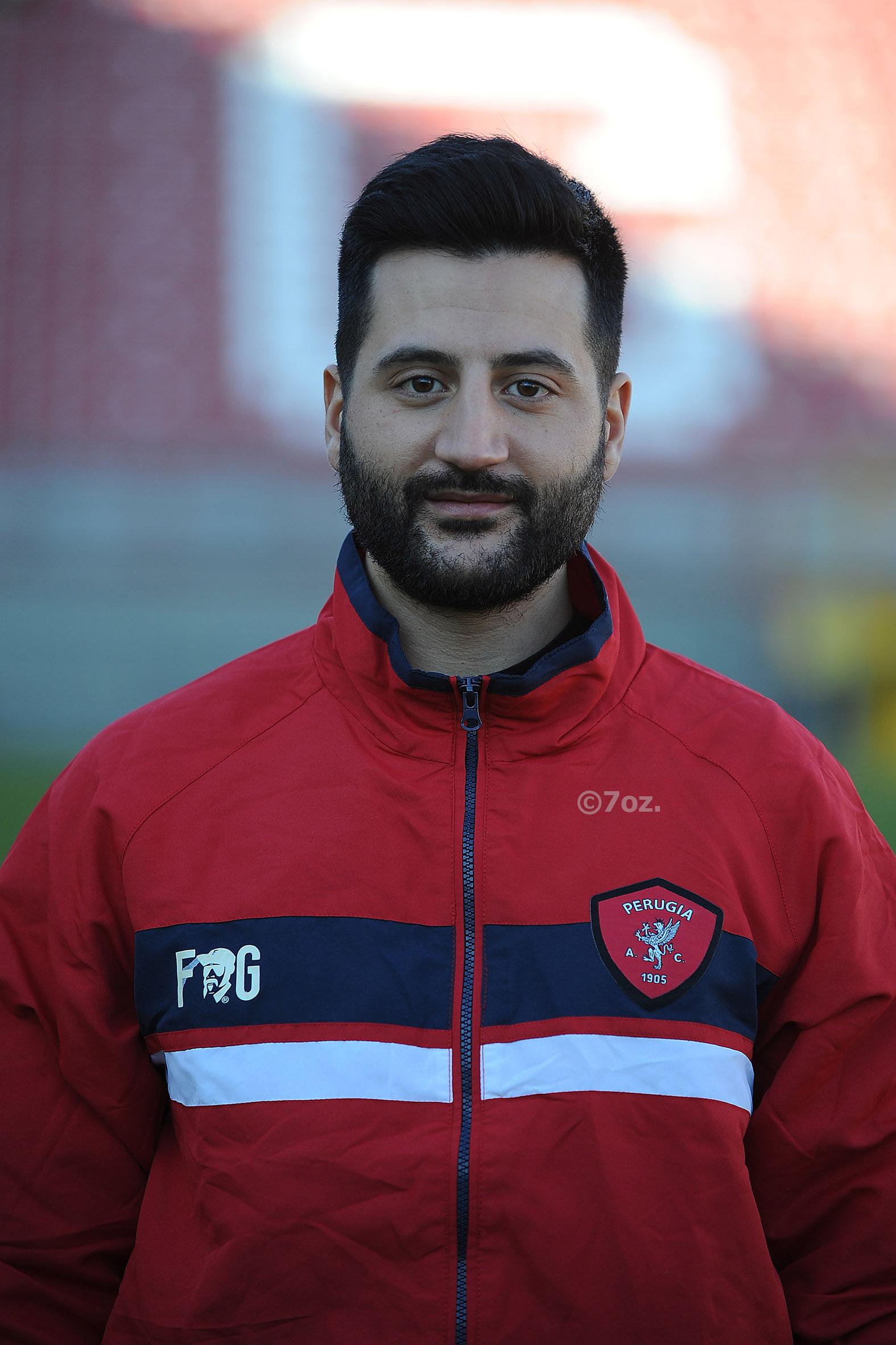 Luca Sebastiani- A.C. Perugia Calcio