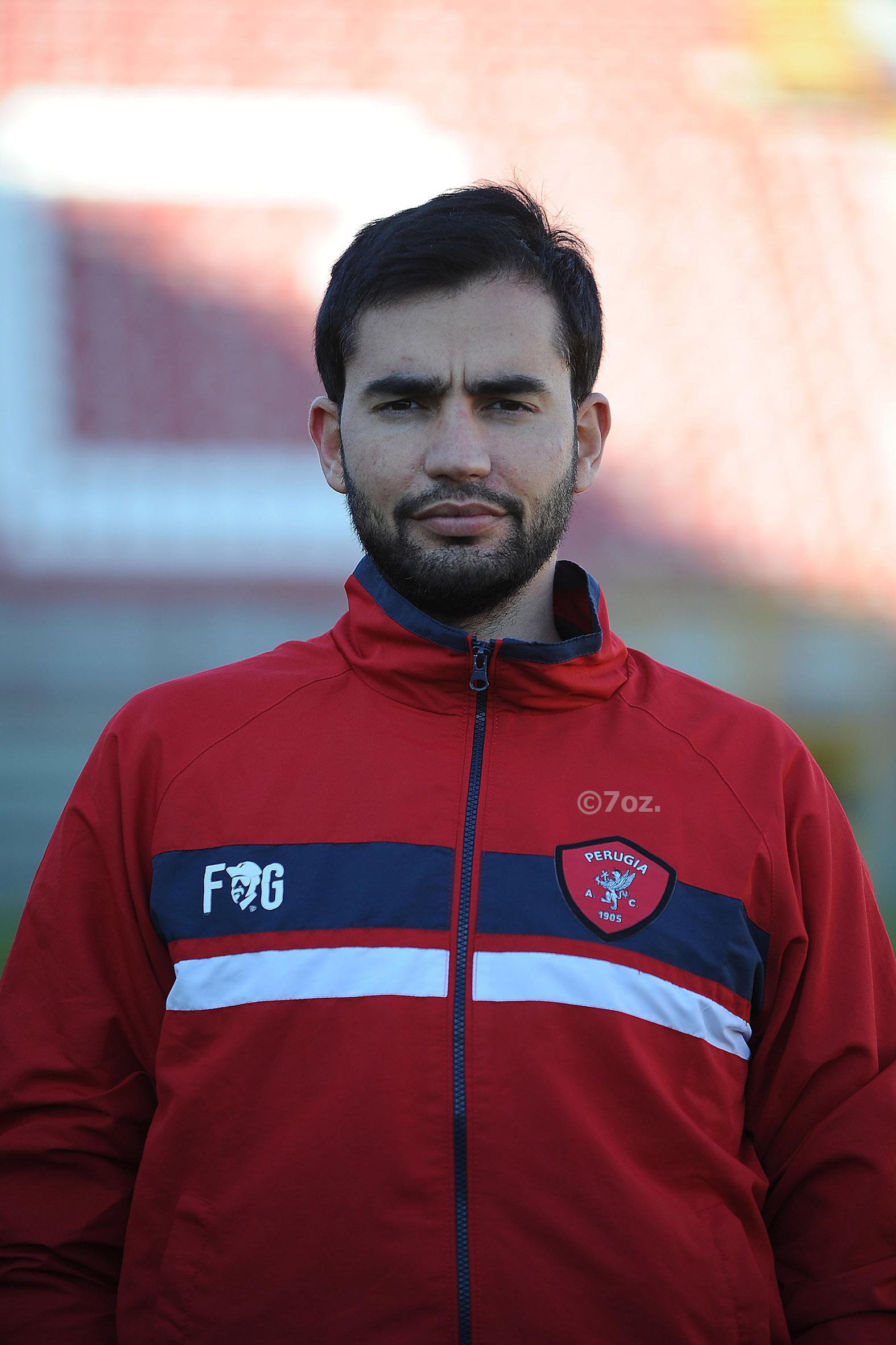 Andrea Zaganelli- A.C. Perugia Calcio