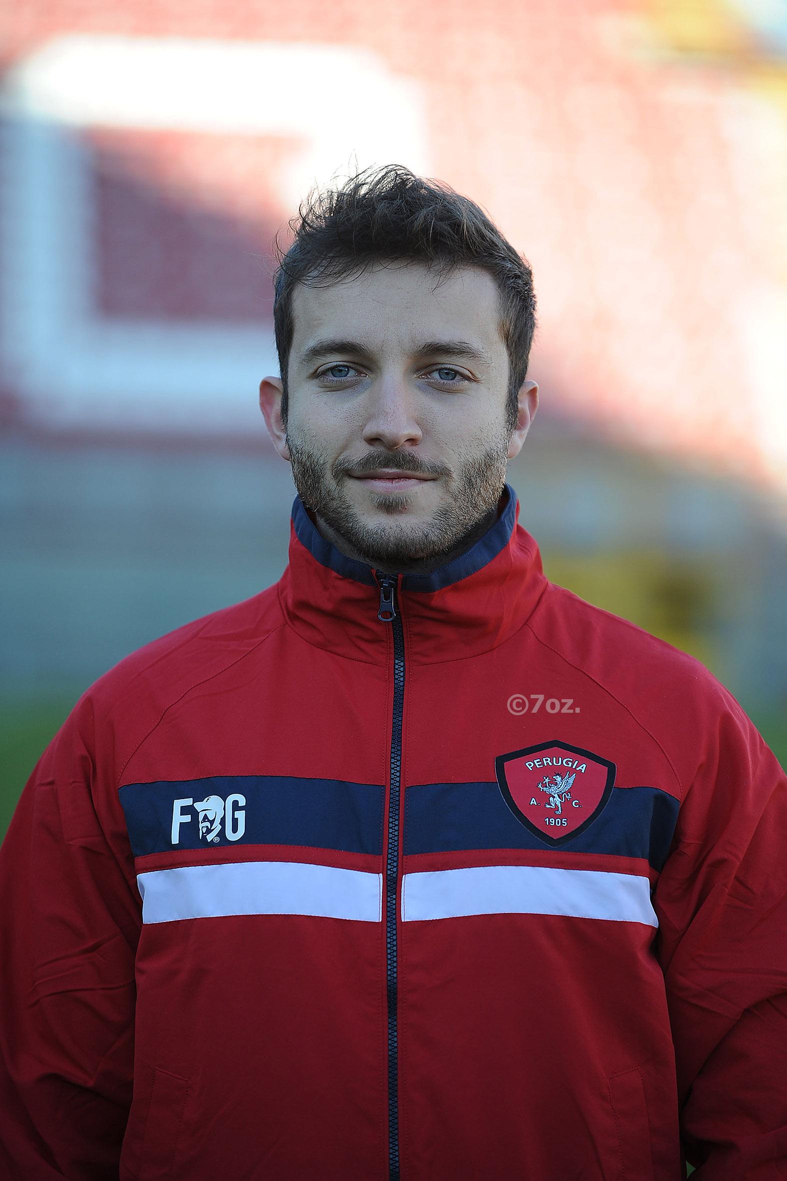 Egzon Bufi- A.C. Perugia Calcio