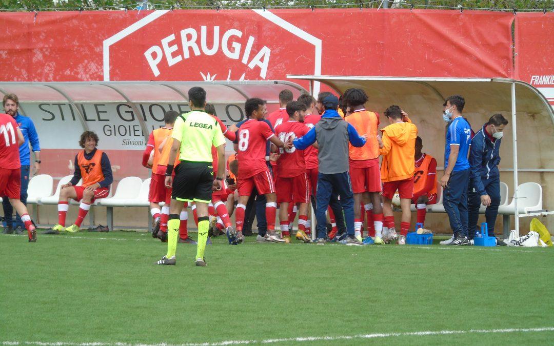 14^ GIORNATA PRIMAVERA 3 | PERUGIA-A.J.FANO 2-1 (HIGHLIGHTS)