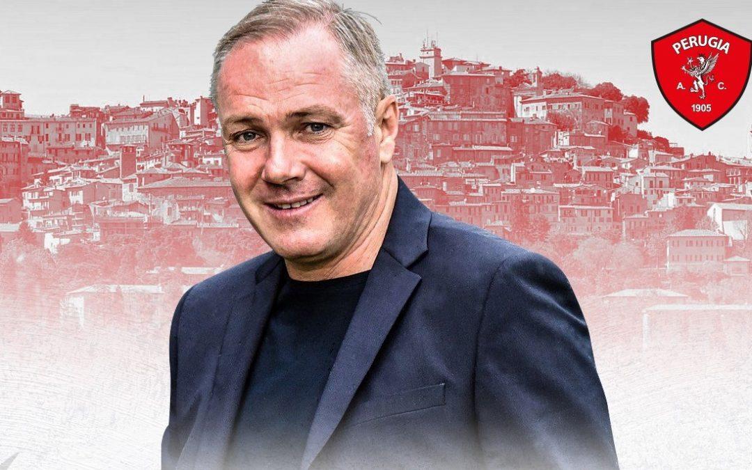 Alvini è il nuovo allenatore del Perugia!