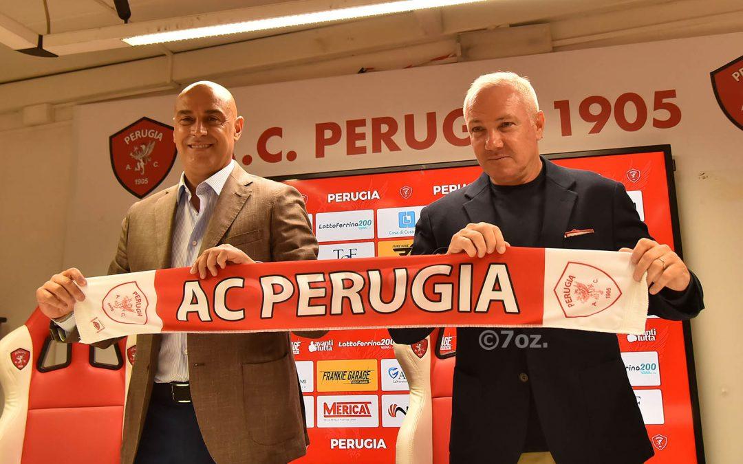 """""""Allenare il Perugia è un sogno ed un grande orgoglio. Ringrazio la società per questa grande opportunità"""""""