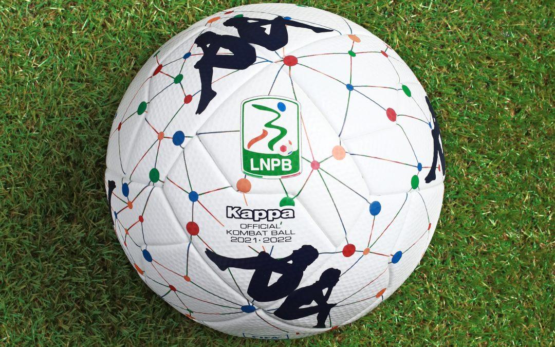 Kombat Ball 2022 è il pallone ufficiale della Serie BKT 2021/2022