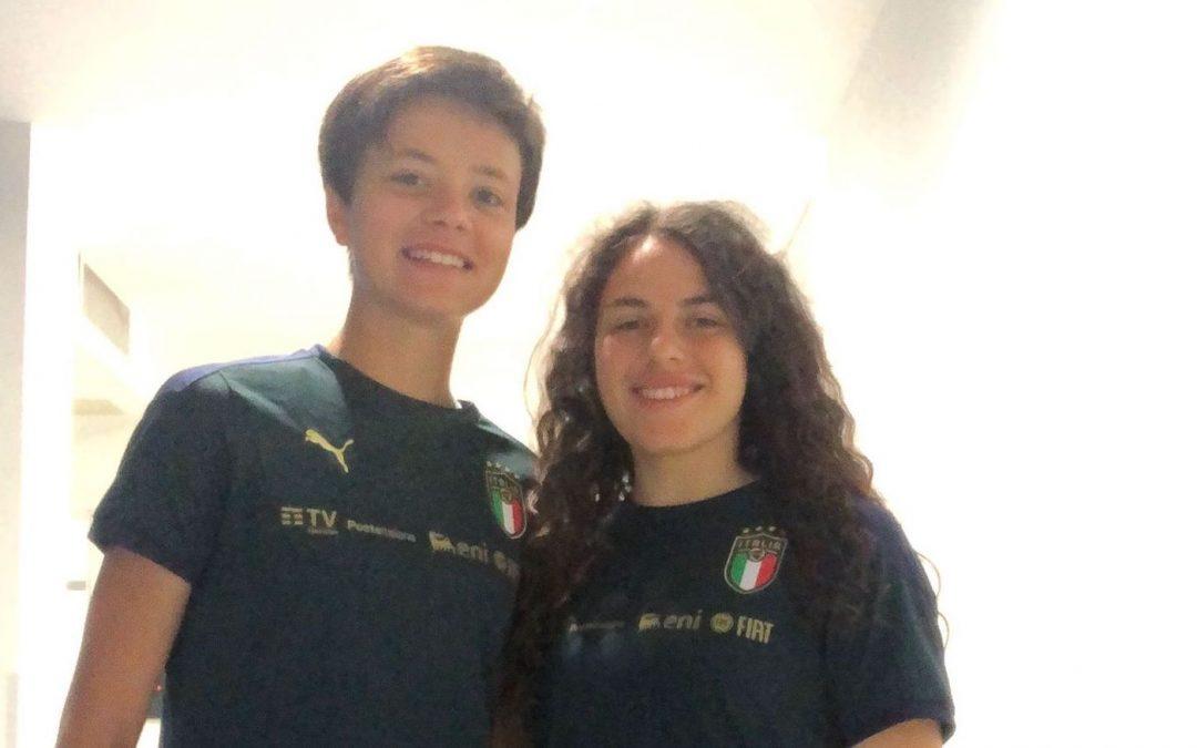 Nuova convocazione in maglia azzurra per Cesarini e Galassi