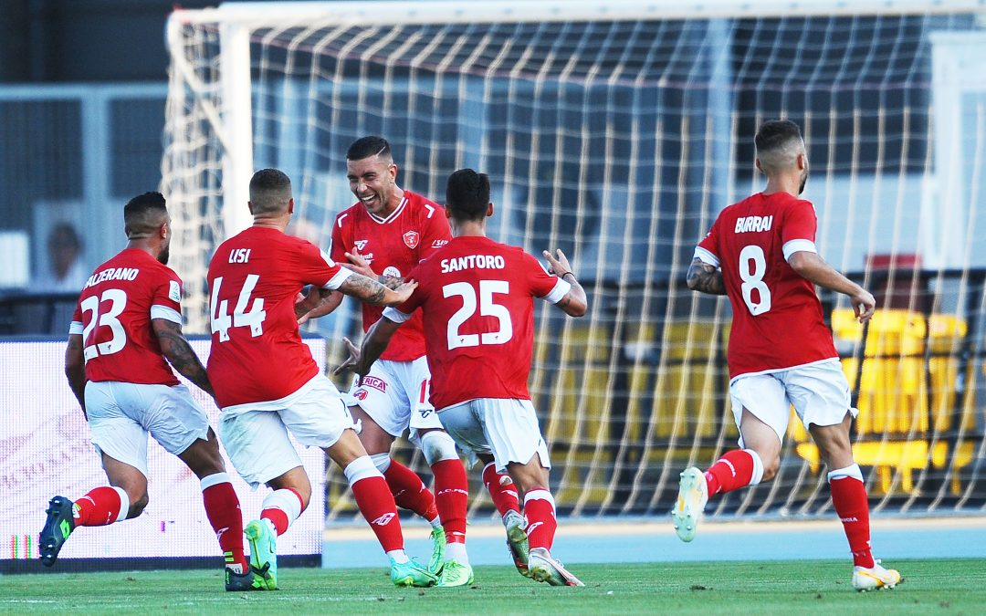 PORDENONE-PERUGIA 0-1 | VITTORIA!!!