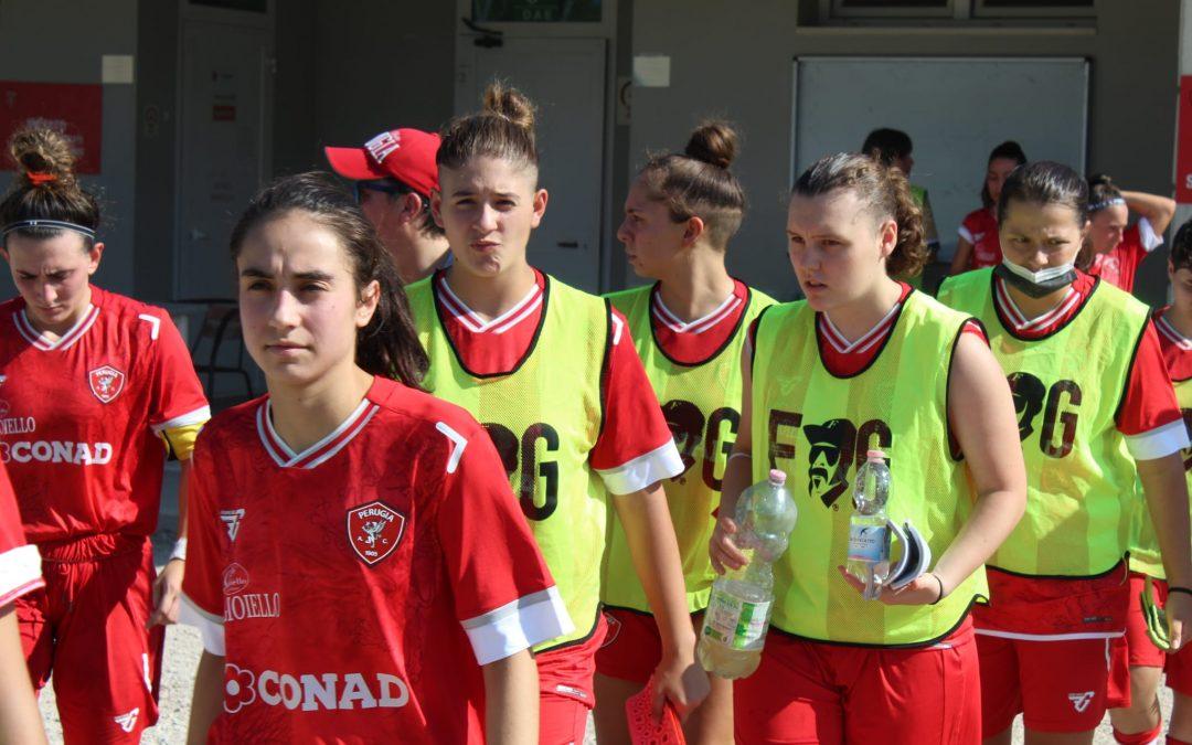 COPPA ITALIA 1^ GIORNATA | PERUGIA-TERNANA 0-4