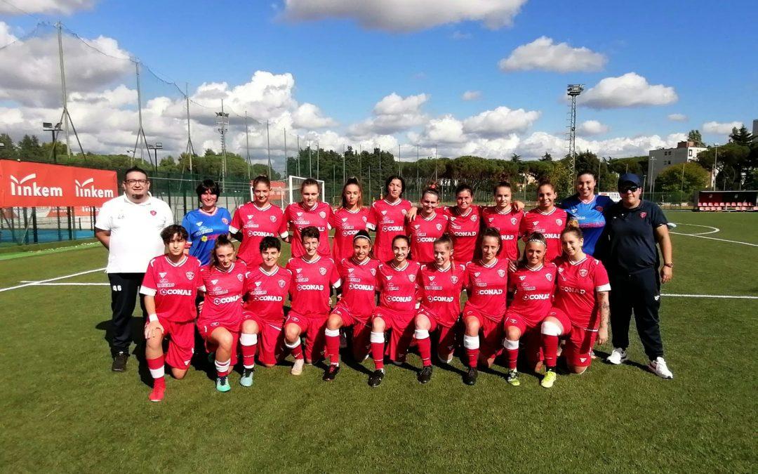 Linkem RES Roma-Perugia 4-1 | Grifoncelle fuori dalla Coppa Italia