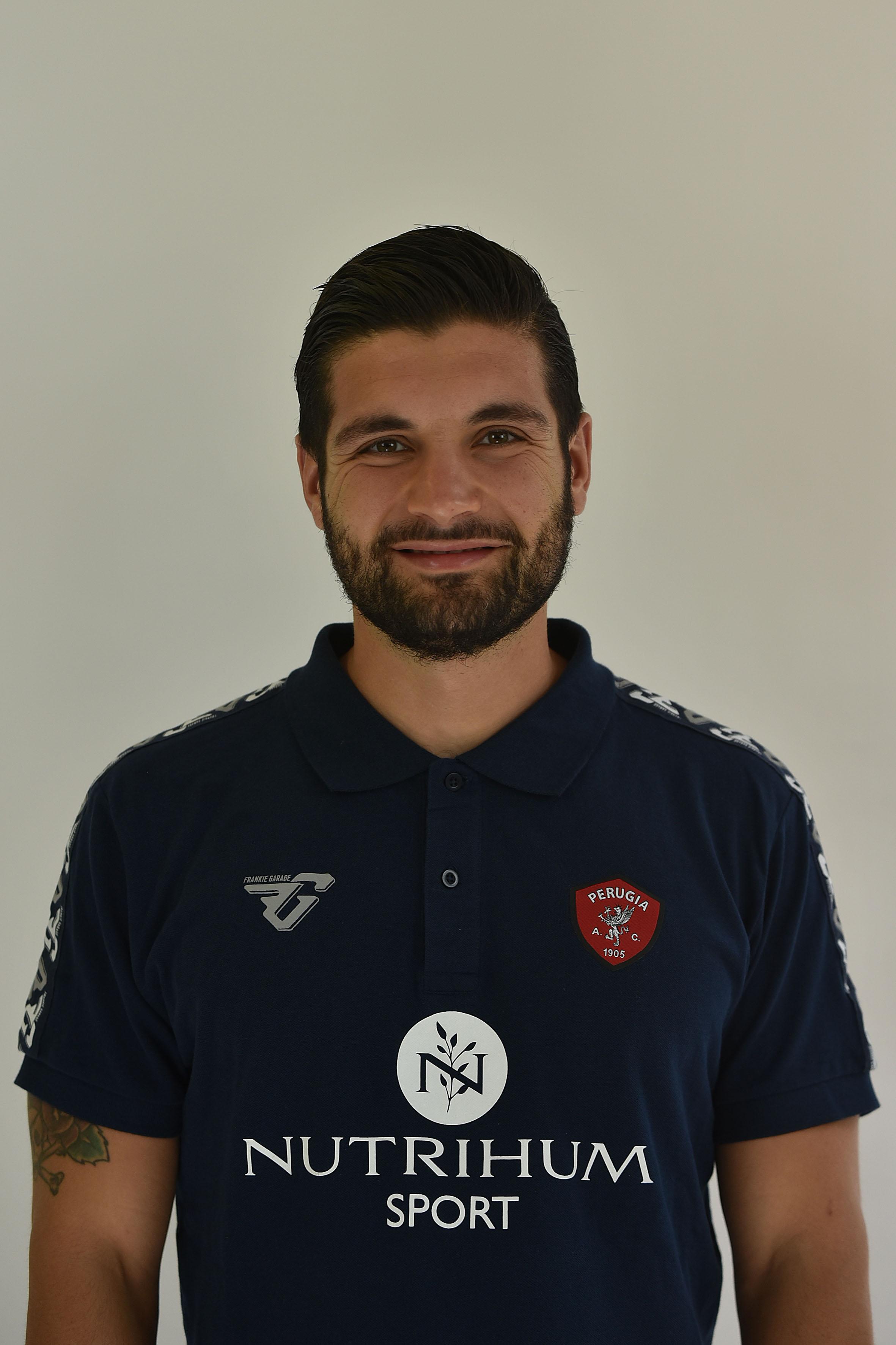 Renato MontagnoloVice Allenatore- A.C. Perugia Calcio