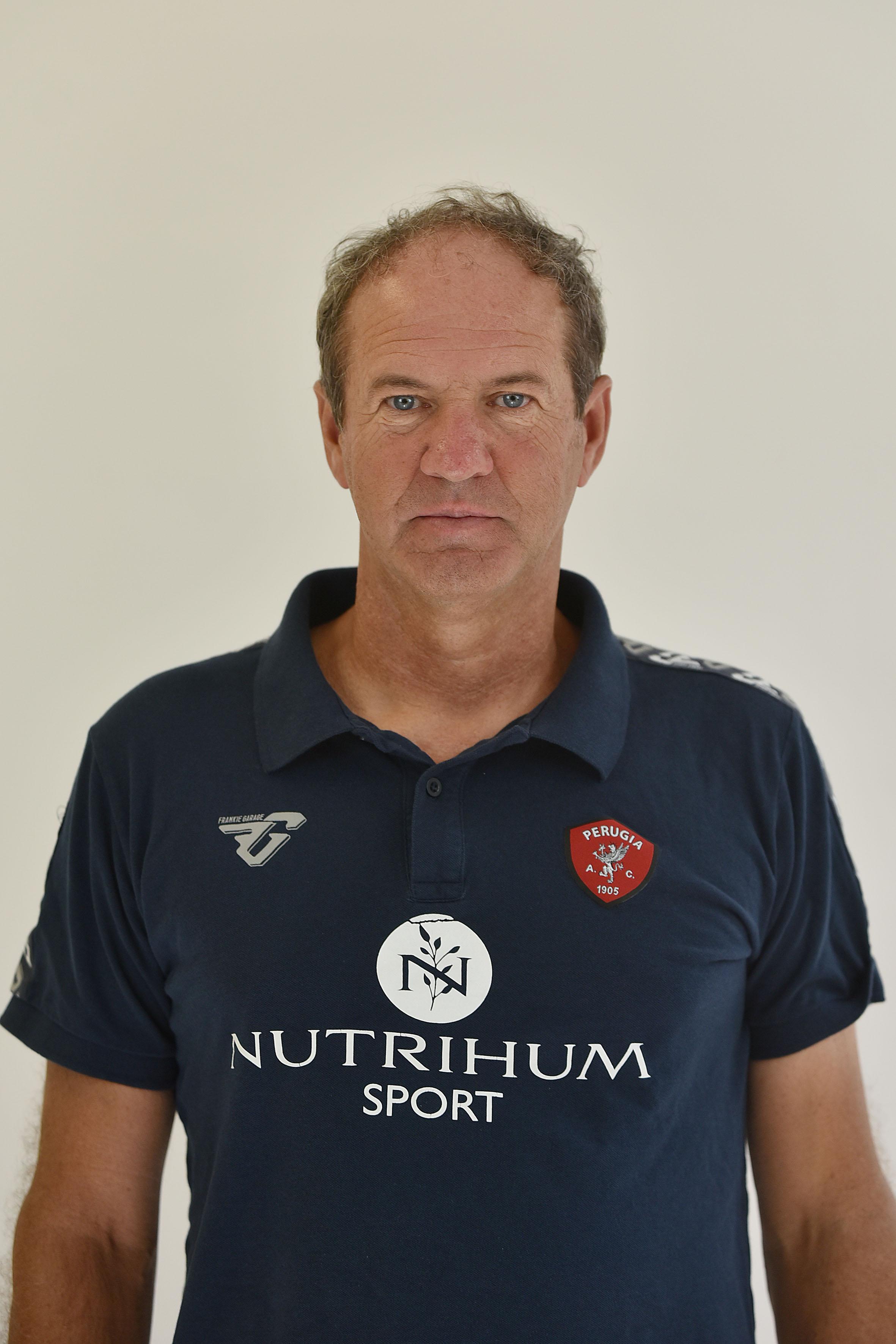 Paolo ArticoPreparatore Atletico- A.C. Perugia Calcio