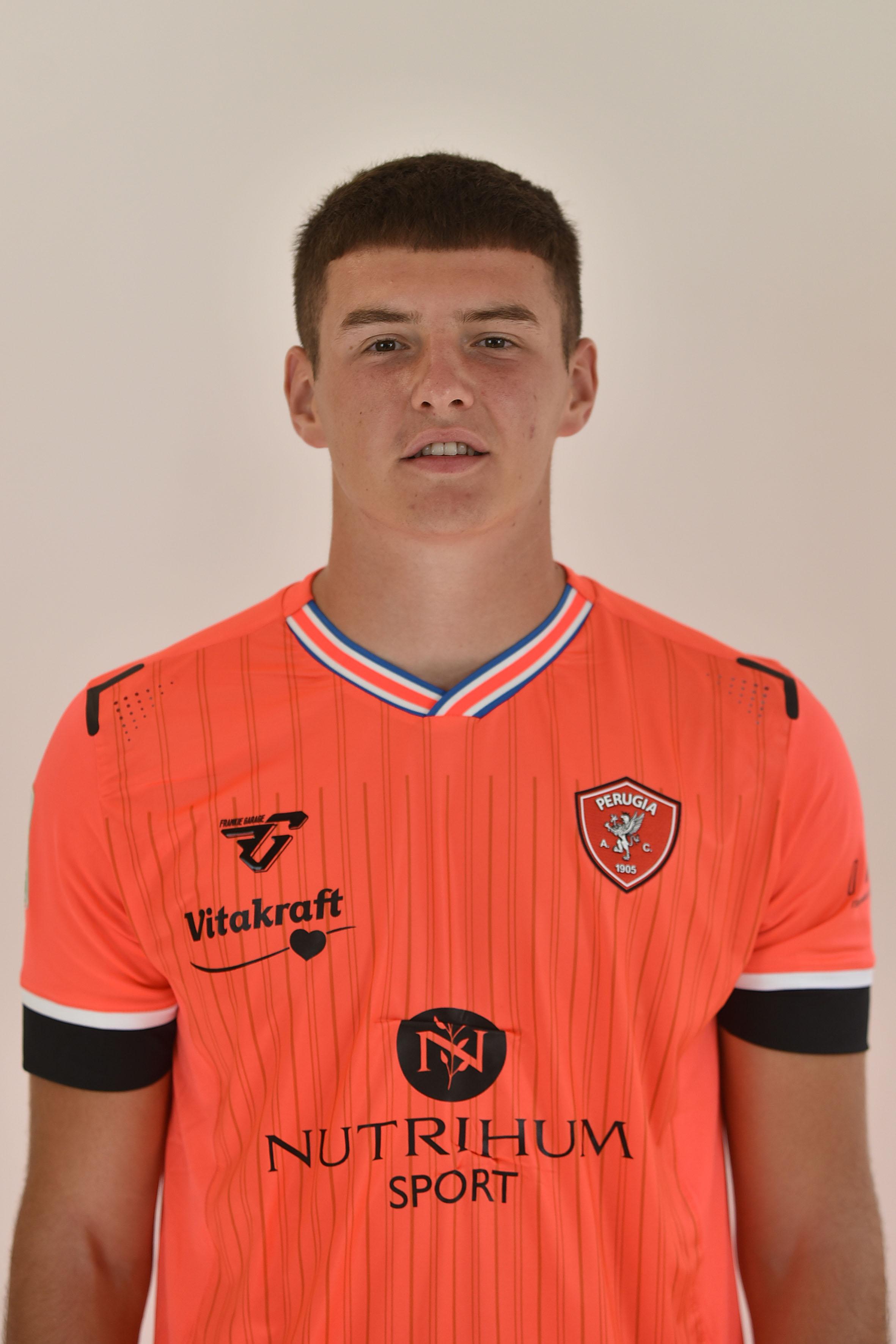 Gábor MegyeriPortiere- A.C. Perugia Calcio
