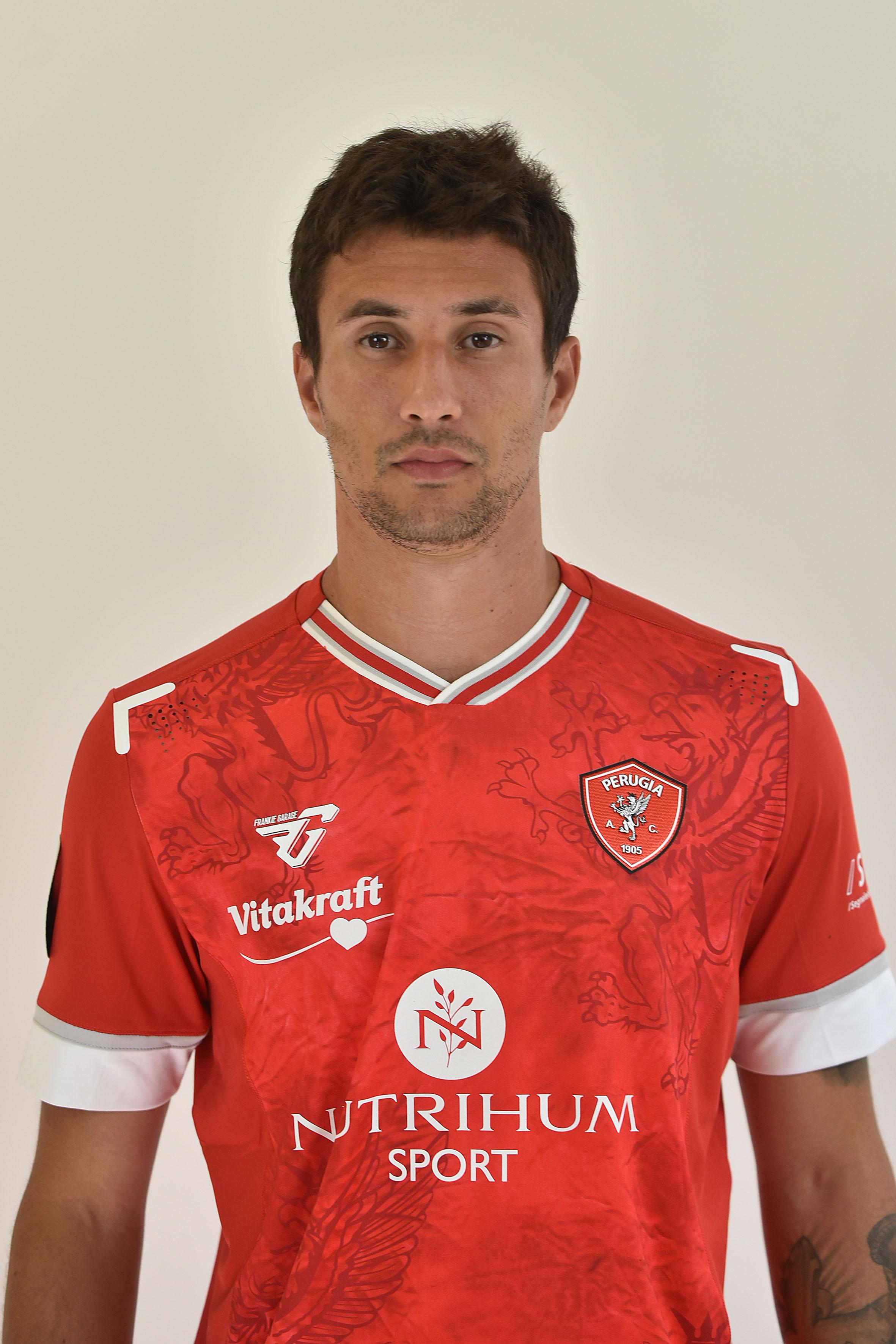 Ryder MatosAttaccante- A.C. Perugia Calcio