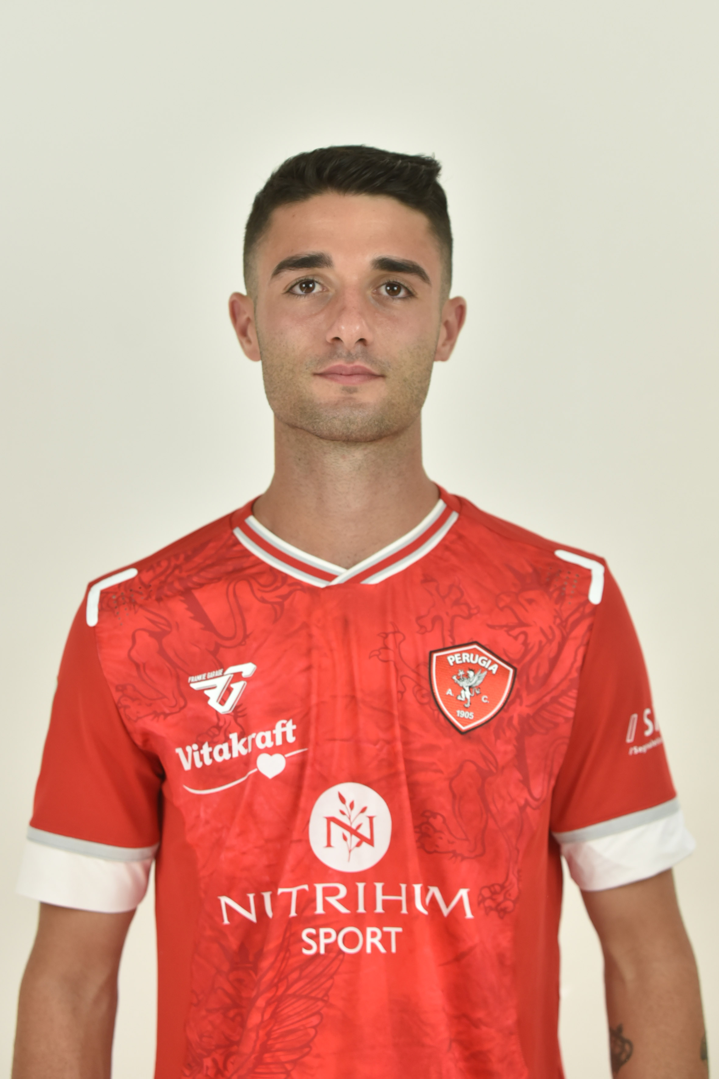 Gabriele FerrariniDifensore- A.C. Perugia Calcio