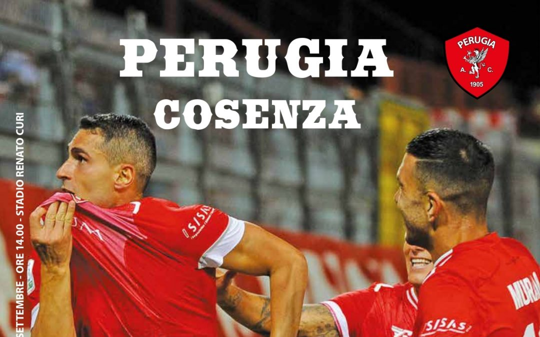 PERUGIA-COSENZA | MATCH DAY