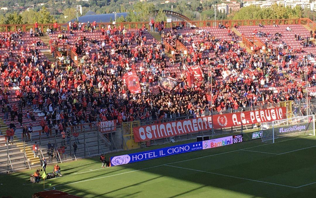 PERUGIA-BRESCIA 1-0 | VITTORIAAAA!!!