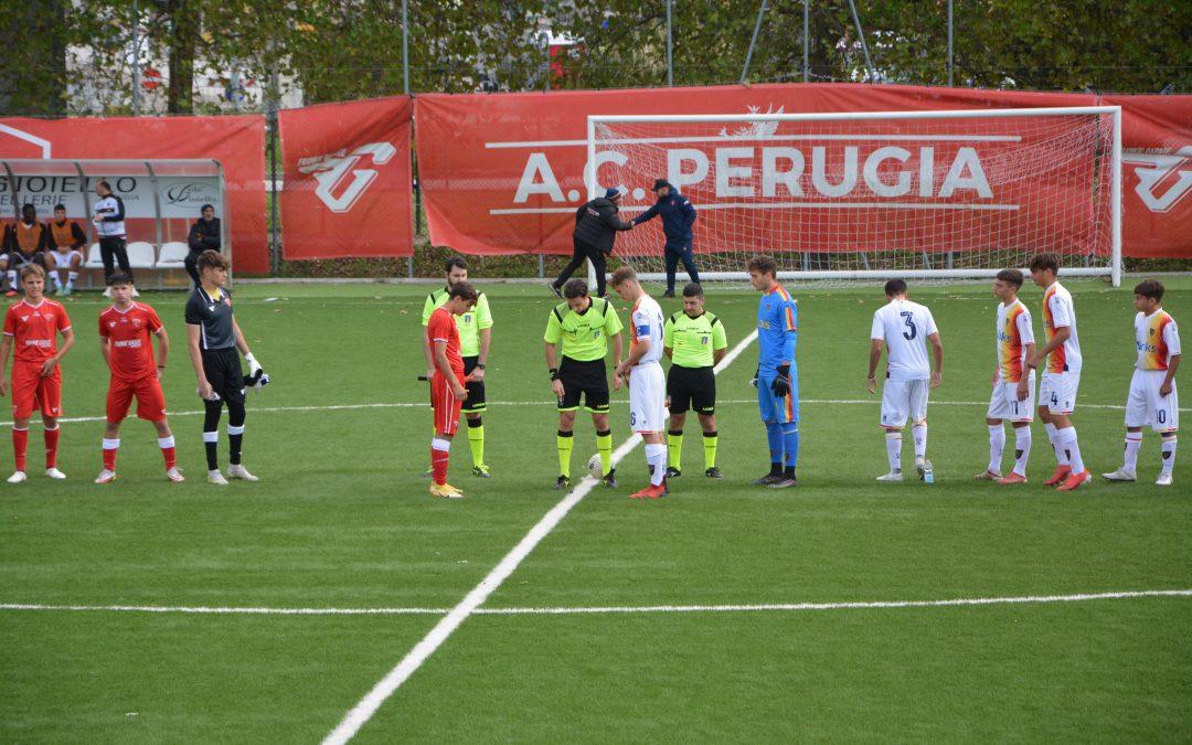 UNDER 17 A E B 5^ GIORNATA | PERUGIA-LECCE 0-5