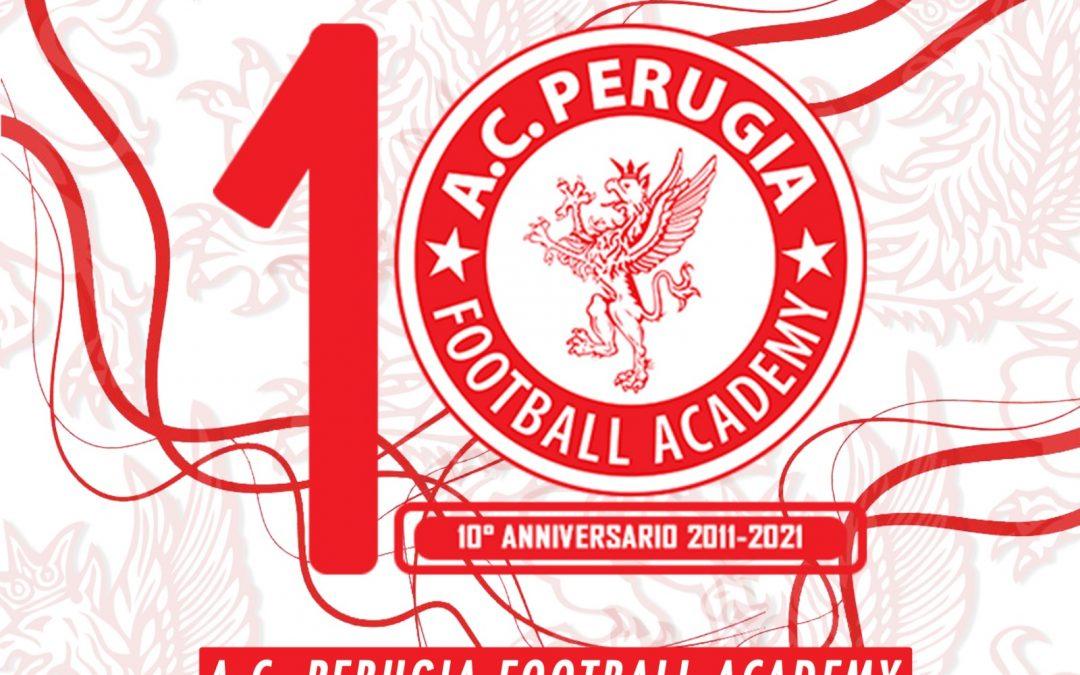 """I """"PRIMI"""" 10 ANNI DELLA FOOTBALL ACADEMY BIANCOROSSA!"""