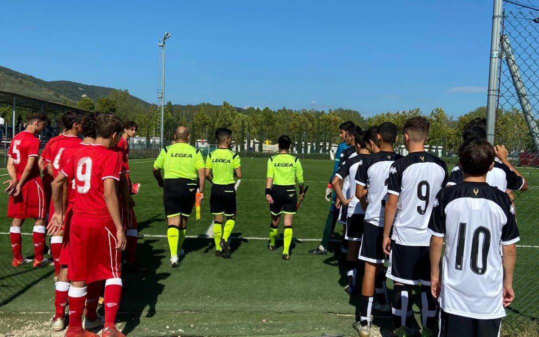 UNDER 15 SERIE A E B | SPAL-PERUGIA 2-2