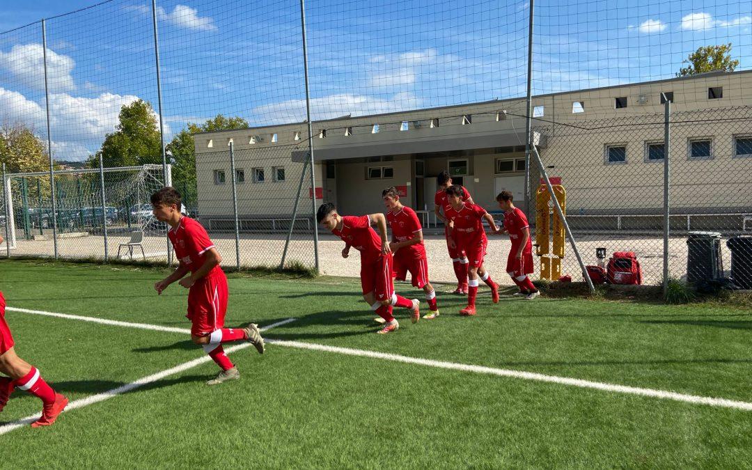 UNDER 16 A E B | SPAL-PERUGIA 2-1