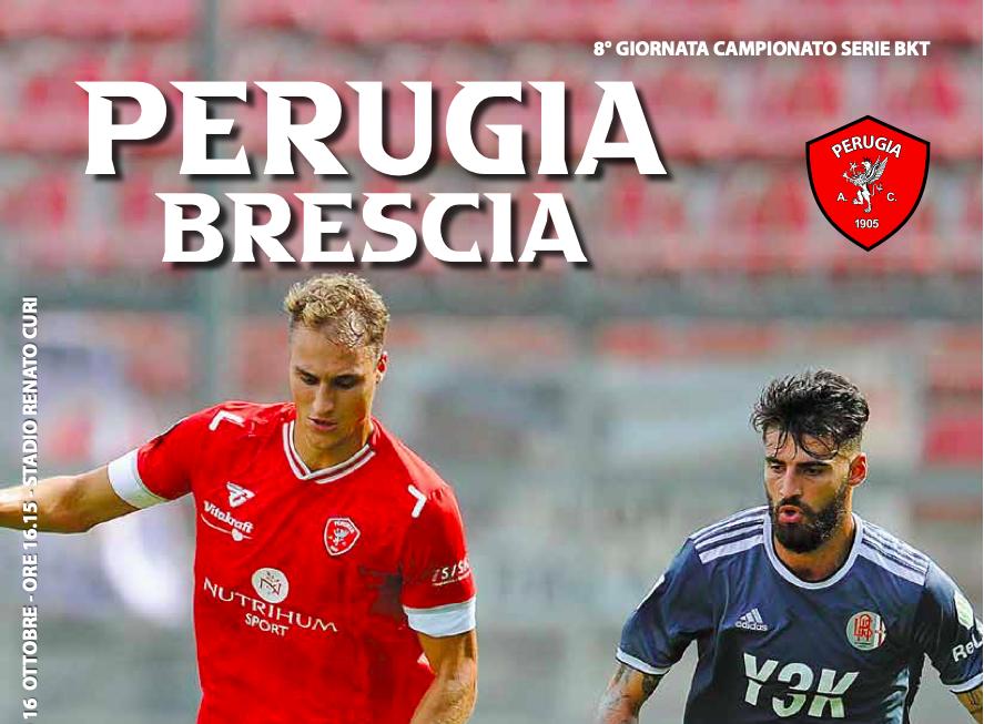 PERUGIA-BRESCIA | IL MATCH DAY