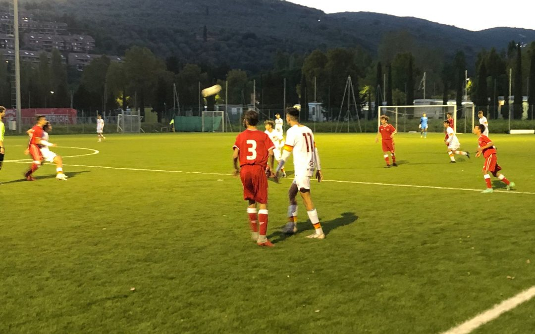 UNDER 14 PRO | PERUGIA-ROMA 2-2